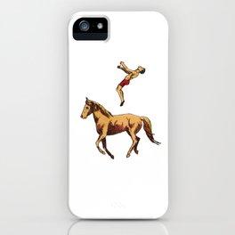 Zoopraxiscope iPhone Case