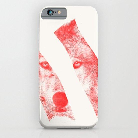 Red by Eric Fan & Garima Dhawan iPhone & iPod Case