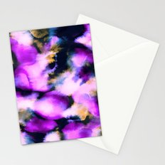 Icy Rose Stationery Cards