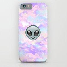 Alien Kawaii Emoji Slim Case iPhone 6