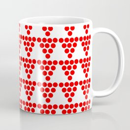 Abstraction from Cardium pottery 1 -abstraction,abstract,cardial,cardium pottery Coffee Mug