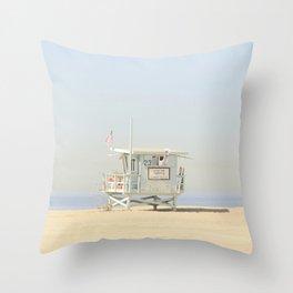 ALPACA -  VENICE BEACH No. 23 Throw Pillow