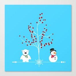 winterland Canvas Print