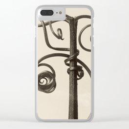 Karl Blossfeldt - Cucurbita Clear iPhone Case