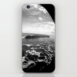 set wave iPhone Skin