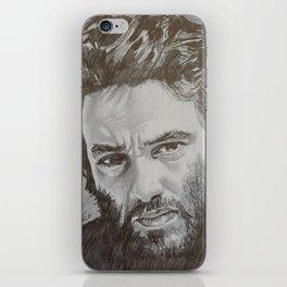 Damien Saez iPhone Skin