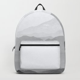 Ultimate Gray 2021 Color Of The Year Pantone Mountains Adventure Backpack
