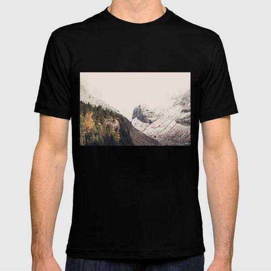 Winter Mountain Morning T-shirt