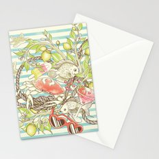 Sea, Sun and Fun - Pt. 1  Stationery Cards