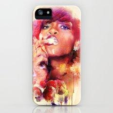 Rihanna iPhone (5, 5s) Slim Case