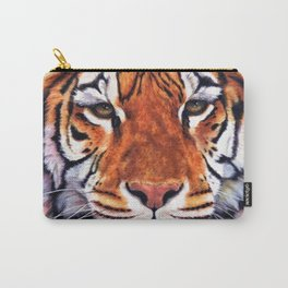 Tiger Sultan of Siberia Carry-All Pouch