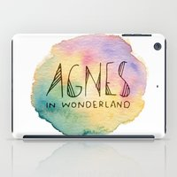 agnes cecile iPad Cases featuring Agnes in Wonderland by Agnes in Wonderland