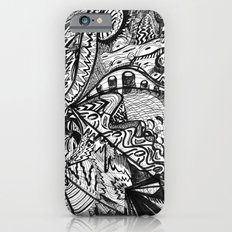 BLACK THOUGHTS  iPhone 6 Slim Case