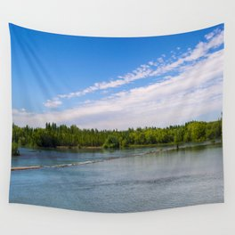 Rivers of Patagonia Wall Tapestry