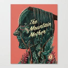 The Mountain Mother Canvas Print