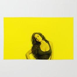 Sofia Vergara - Celebrity (Photographic Art) Rug
