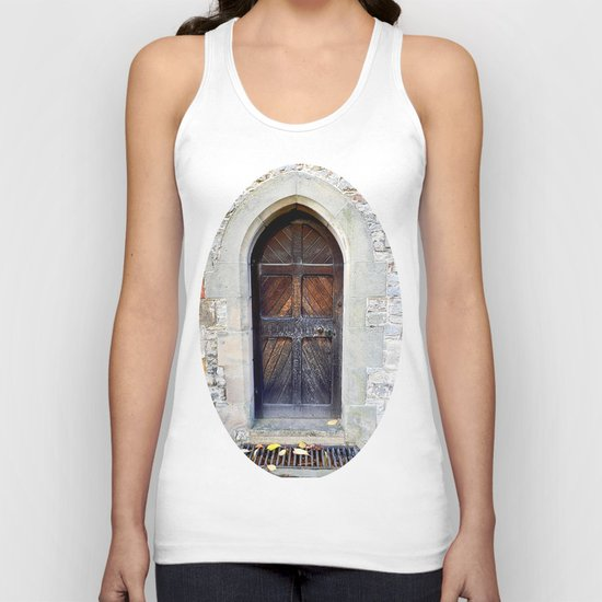 Home at last . . . Unisex Tank Top