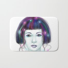 Shine like a star Bath Mat