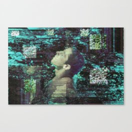Submerge. Canvas Print