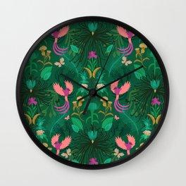 Maximalism Wall Clock