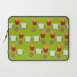 """Lunch Time - 'My Brother Makes Me Laugh"""" series Laptop Sleeve"""
