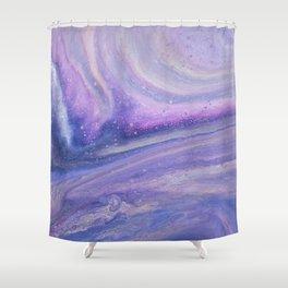 Fluid No. 28 Shower Curtain