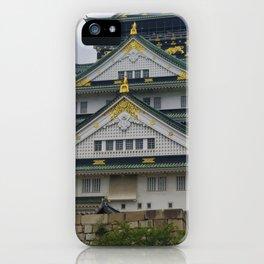 Jade palace iPhone Case