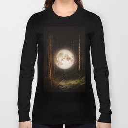 Visiting The Forest Long Sleeve T-shirt