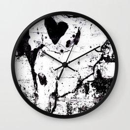 The Heart Wall Wall Clock
