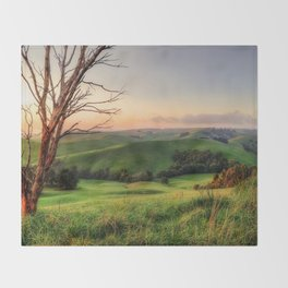 Paradise Valley Throw Blanket
