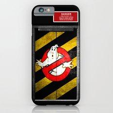 ghost trap iPhone 6s Slim Case