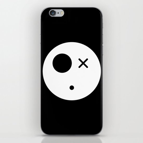 Ouch! iPhone & iPod Skin
