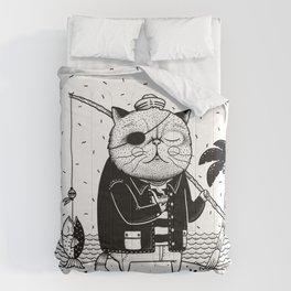 Fishercat Comforters