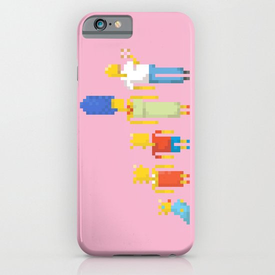 The Simpsons iPhone & iPod Case