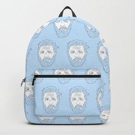 Hardy azzurro Backpack