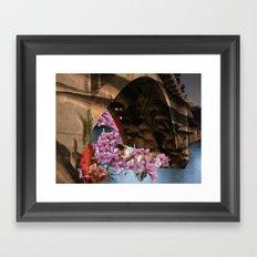 What Lovers Do Framed Art Print