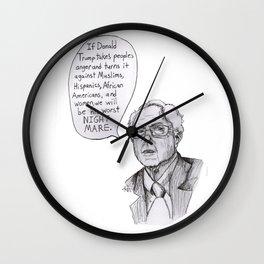 Feelin the Bern Wall Clock