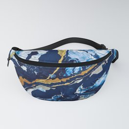 Midnight Waters IV Fanny Pack