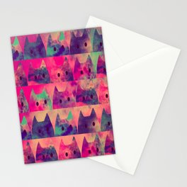 cats-303 Stationery Cards