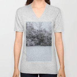Winter's Edge Unisex V-Neck