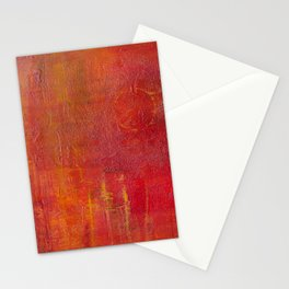 Red Storm Stationery Cards