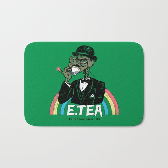 E.Tea Bath Mat