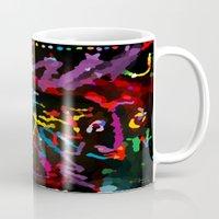 holiday Mugs featuring Holiday by conrad joson