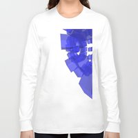 halo Long Sleeve T-shirts featuring HALO [07] by Bruno Barreto