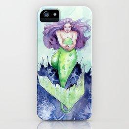 Reef Mermaid iPhone Case
