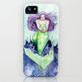 Reef Mermaid iPhone Case