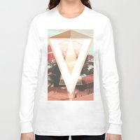 """gta v Long Sleeve T-shirts featuring """"V"""" by Grant Pearce"""