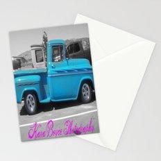 Blue Vintage Stationery Cards