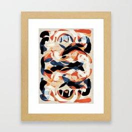 Pattern № 66 Framed Art Print