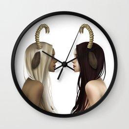 Centaur: Ying Yang Wall Clock